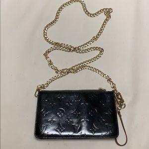 Authentic Louis Vuitton black pouch